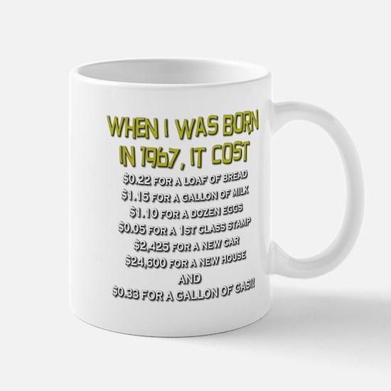 Price Check 1967 Mug