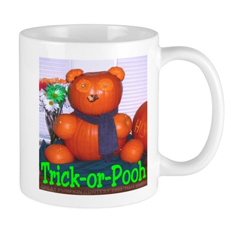 Trick-or-Pooh by T. Smith Mug