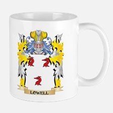 Lowell Coat of Arms - Family Crest Mugs