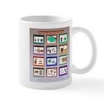 Very Puzzling rebus puzzles Mug