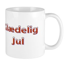 Glædelig Jul Flag Mug