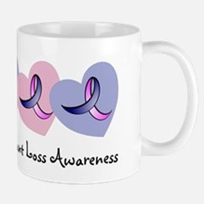 Hearts and Ribbons Mug