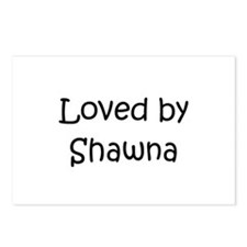 Unique Shawna Postcards (Package of 8)