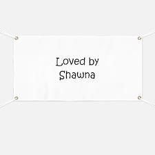 Cute Shawna Banner