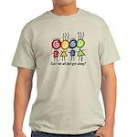 Let's Get Along Light T-Shirt