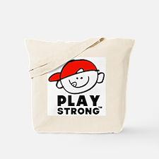 Kid Play Strong Tote Bag