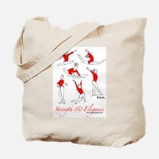 Strength & Elegance Tote Bag