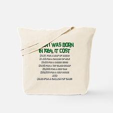 Price Check 1964 Tote Bag