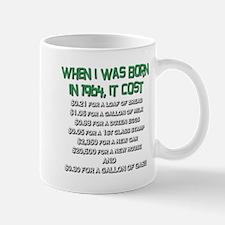 Price Check 1964 Small Mugs