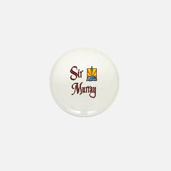 Sir Murray Mini Button