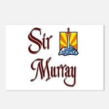 Sir Murray Postcards (Package of 8)