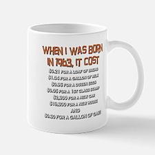 Price Check 1963 Mug