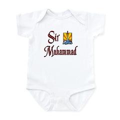 Sir Muhammad Infant Bodysuit