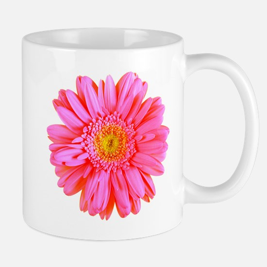 Gerbera (Bright Pink) Mug