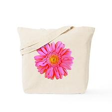 Gerbera (Bright Pink) Tote Bag