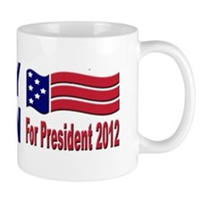 Hillary Clinton for President 2012 Mug