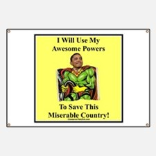 """""""Awesome Powers"""" Banner"""