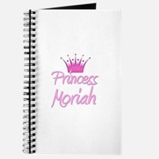 Princess Moriah Journal