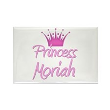 Princess Moriah Rectangle Magnet