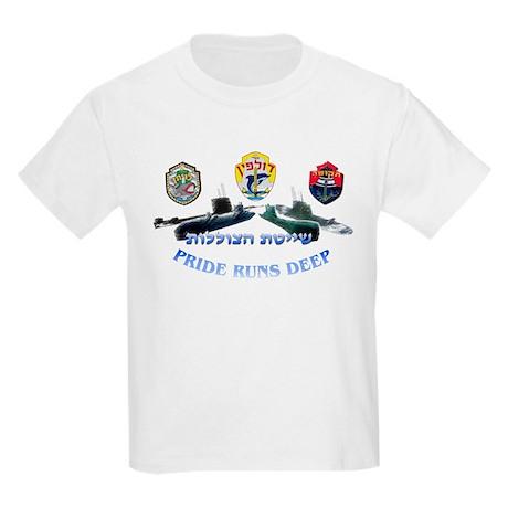 Dolphin Class Kids Light T-Shirt
