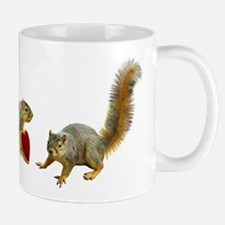 Squirrel Heart Mug
