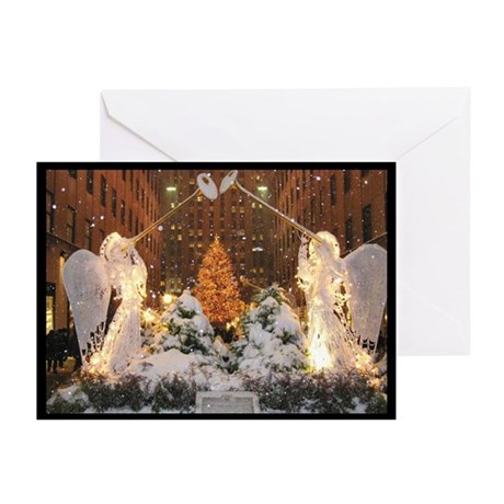 New York City Christmas Cards (Pkg of 10)
