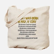 Price Check 1957 Tote Bag