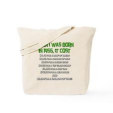 Price Check 1955 Tote Bag