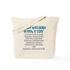 Price Check 1954 Tote Bag