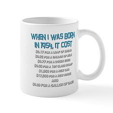 Price Check 1954 Mug