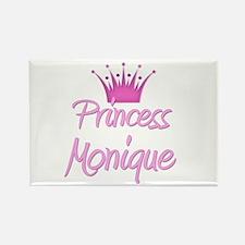 Princess Monique Rectangle Magnet