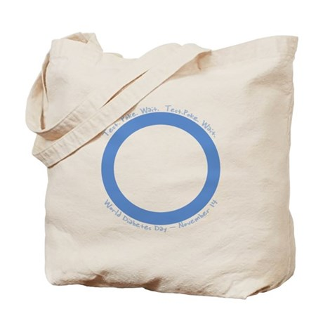 World Diabetes Day Tote Bag