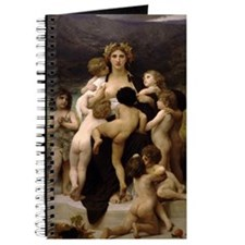 Alma Parens Journal by Adolphe-William Bouguereau