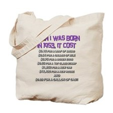 Price Check 1953 Tote Bag