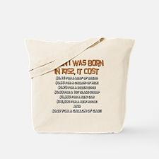 Price Check 1952 Tote Bag