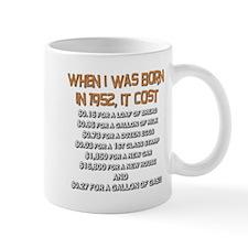 Price Check 1952 Small Mug