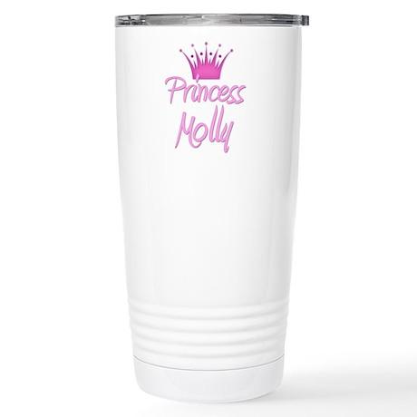 Princess Molly Stainless Steel Travel Mug