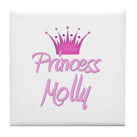 Princess Molly Tile Coaster