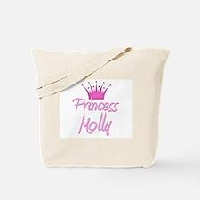 Princess Molly Tote Bag