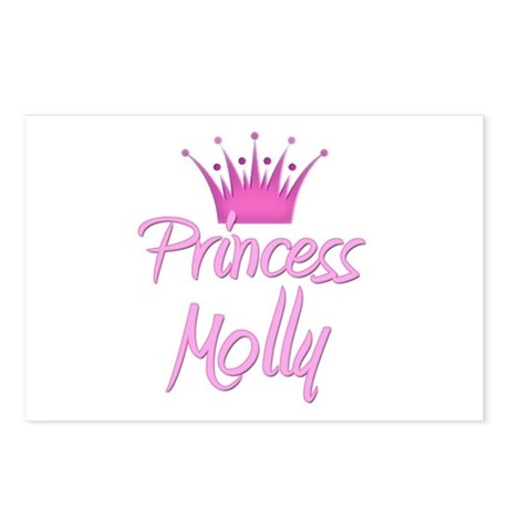 Princess Molly Postcards (Package of 8)