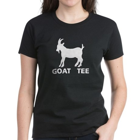 Goat Tee Women's Dark T-Shirt