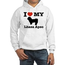 I love my Lhasa Apso Jumper Hoody