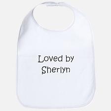 Funny Sherlyn Bib