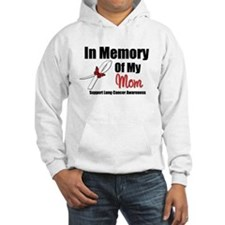 InMemoryMom Lung Cancer Hoodie