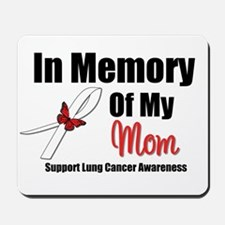 InMemoryMom Lung Cancer Mousepad