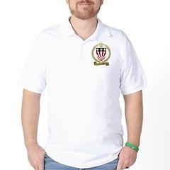 ROULEAU Family Crest T-Shirt