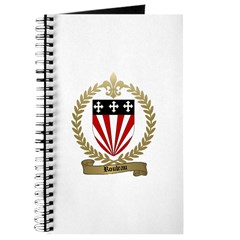 ROULEAU Family Crest Journal