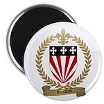 ROULEAU Family Crest Magnet