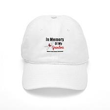 InMemoryGrandma Lung Cancer Baseball Cap