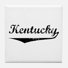 Kentucky Tile Coaster